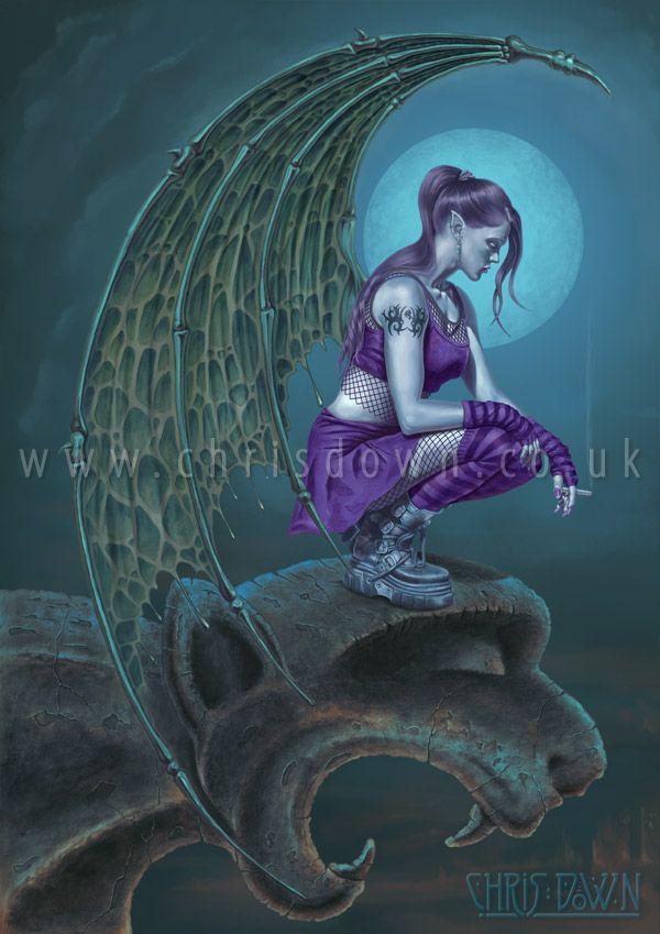 Succubus Fantasy Art Fairy Artwork Fairy Art