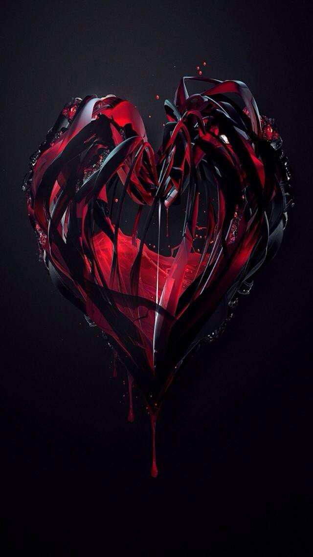 Evil heart | Art in 2019 | Bro...