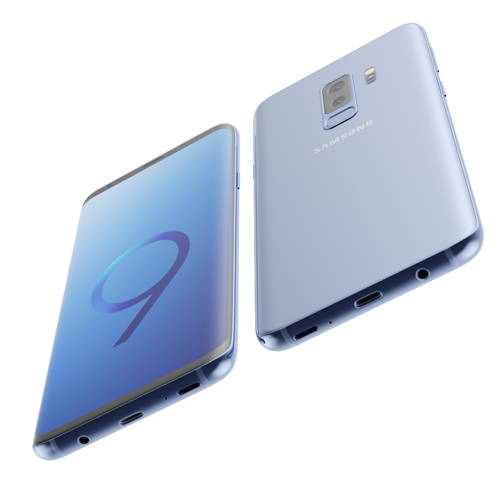 Samsung Galaxy S9 And S9 Plus All Colors 2 New Colors Samsung Galaxy Samsung Samsung Galaxy S9