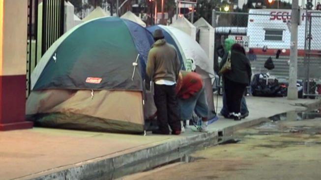 Homeless Dumping Settlement Impacts San Diego Santa Clara Homeless San Diego