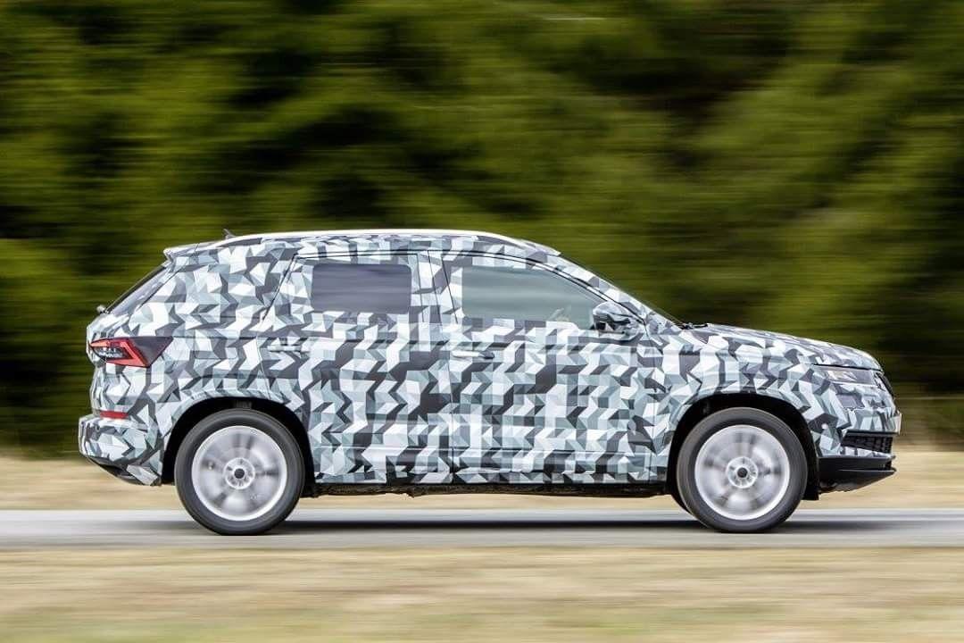 Skoda Karoq Skoda New Cars Toy Car