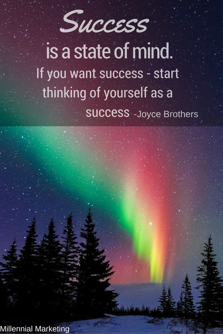 YOU are responsible for your own success! #SuccessfulMarketer #Hired #Thursday #Stephanie