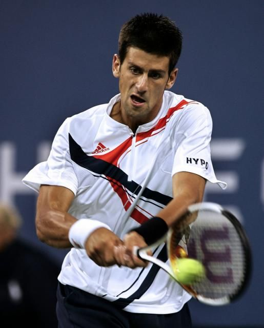 The Novak Djokovic backhand is a consistent shot in the ranks of  professional tennis. Understanding e65771865f377