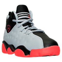 Boys' Preschool Jordan Jumpman Team Ii Basketball Shoes | Finish Line