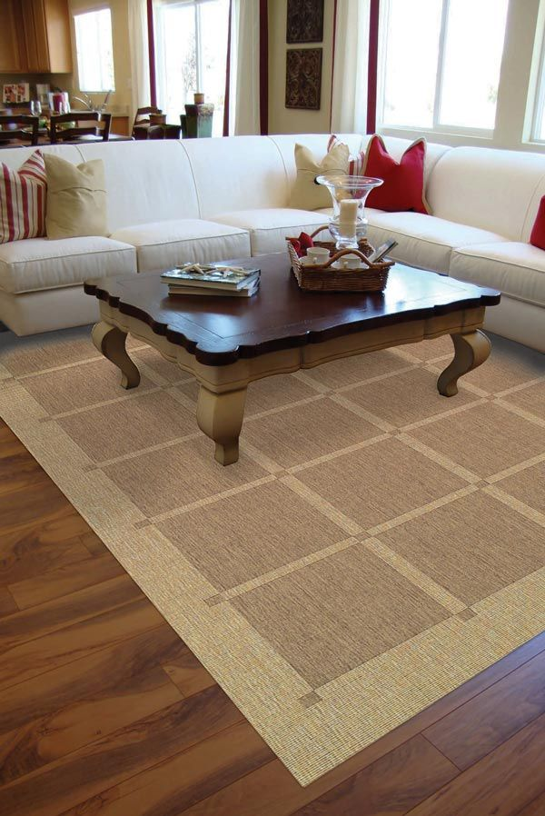 The Zanni range is a great indoor and outdoor rug!