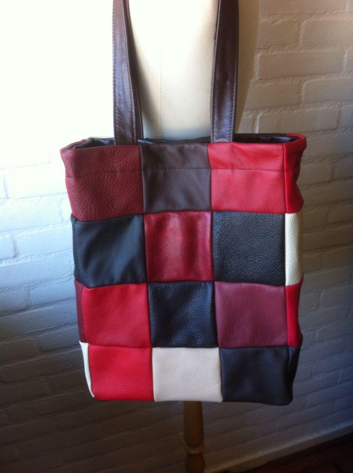 af7b11ea2db Shopper. Handmade. | Diete Nab Worn,Torn and Newborn Leather bags