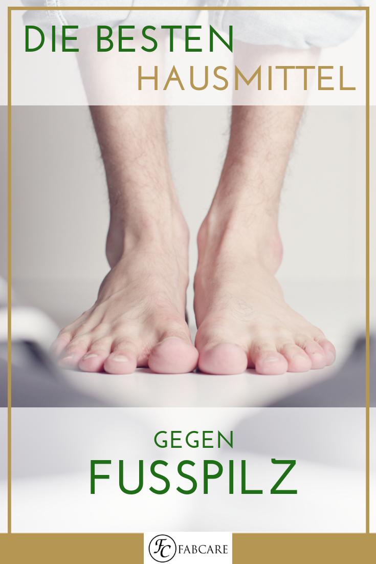 Fußpilz Hausmittel - Die besten Hausmittel gegen Fußpilz
