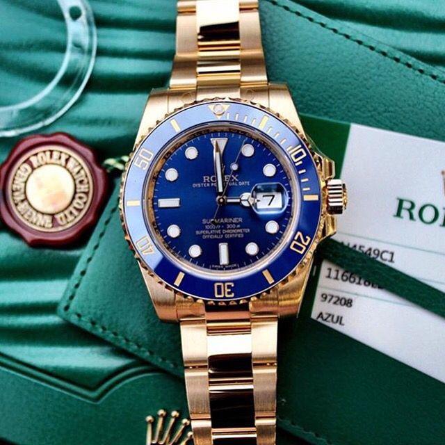 c62c213b046 Rolex Submariner Date Gold Rolex Submariner Sem Data