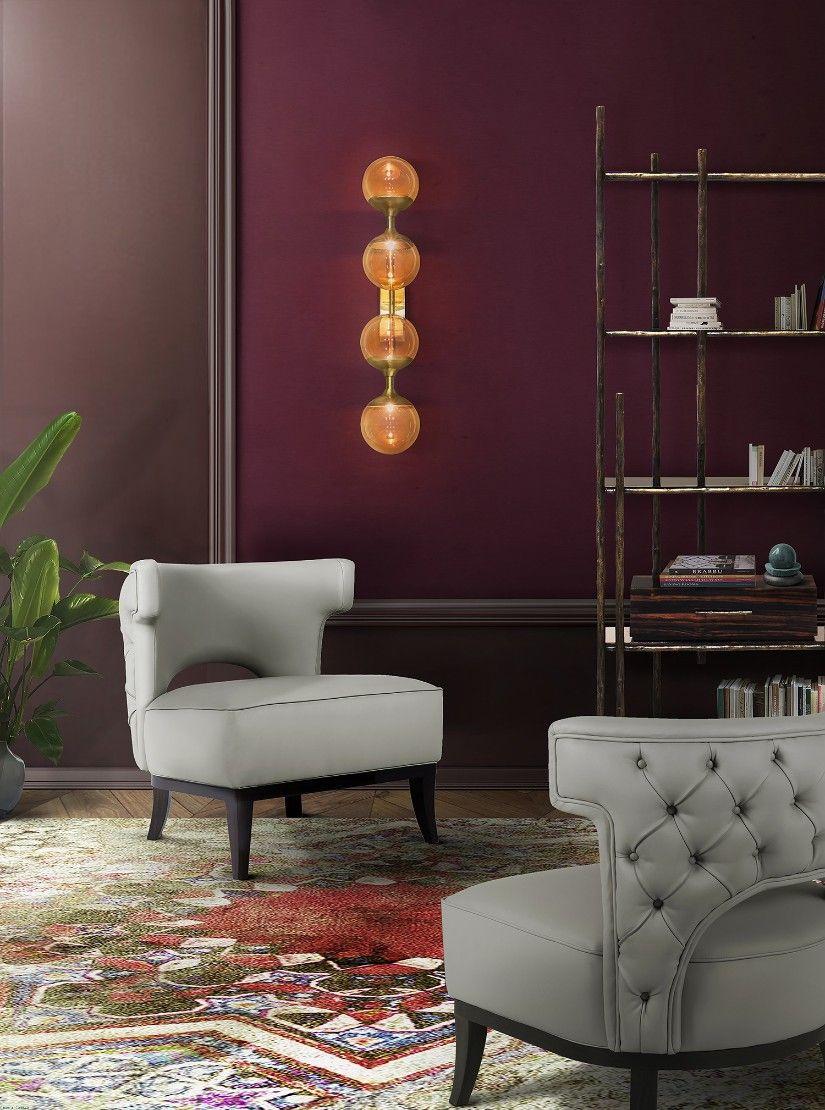 Lussuoso design di interni ispirazioni di arredamento di for Arredamento design interni