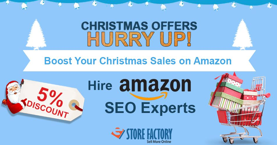 we will help you to boost your christmas sale hire our amazon seo expert and - Amazon Christmas Sale