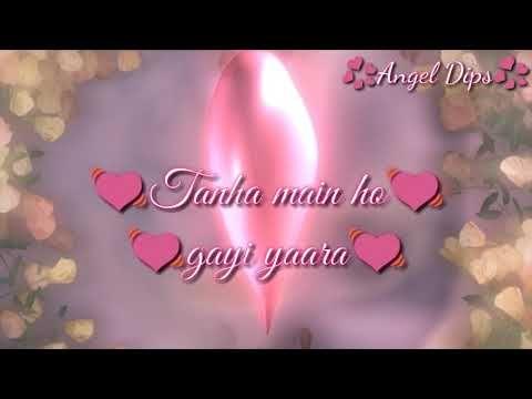Hasi ban gaye (female) l Hamari Adhuri Kahani lyrics What app ...