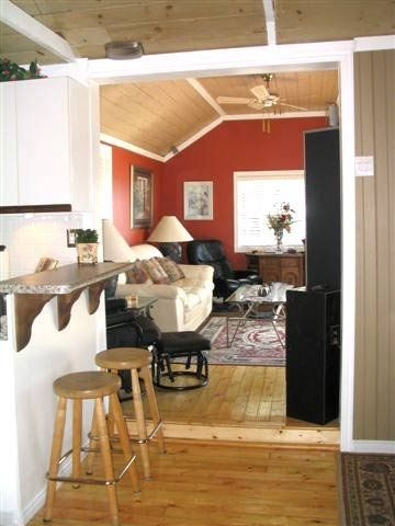 Behr Spicy Cayenne Home Home Decor Beige Walls