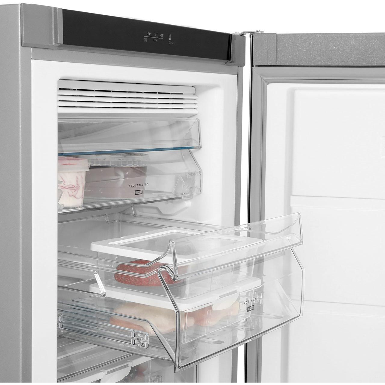 Aeg a72020gnx0 frost free upright freezer stainless