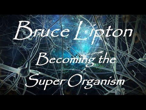 "Bruce Lipton - ""Becoming the Super Organism"""