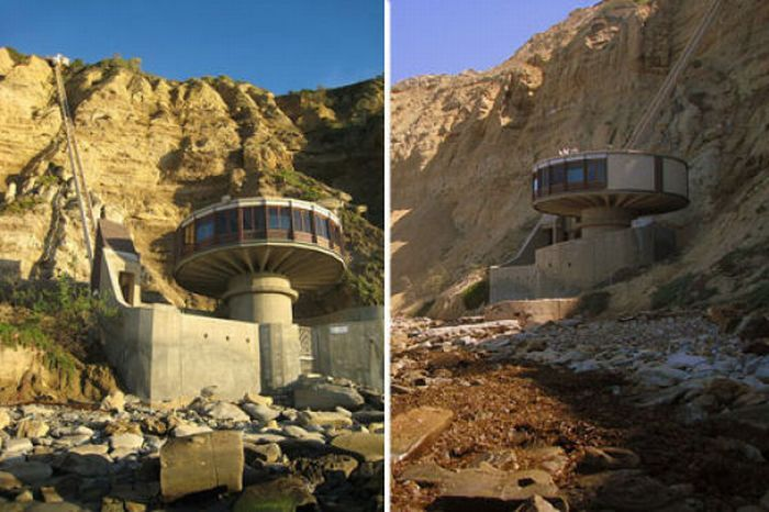 The Mushroom House, La Jolla, California, the USA Your Online Store on unusual cave houses, unusual modern houses, unusual tree houses,