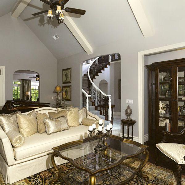 Brashears Furniture   Design Services Beautiful Living Room