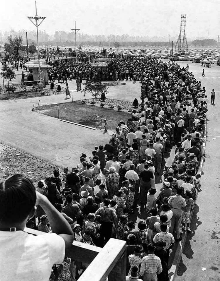 Disneyland Opening Day July 18 1955 Vintage Disneyland