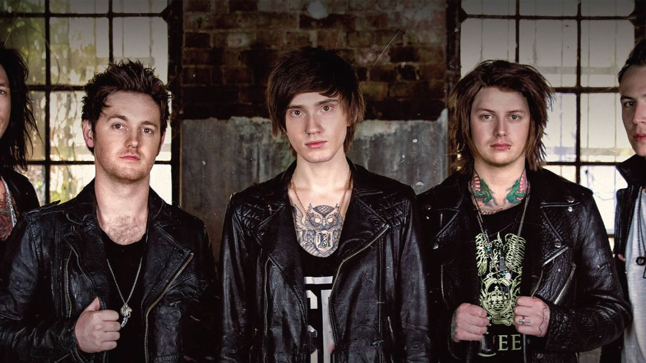 Asking Alexandria For Euro Tour Asking Alexandria Music Wallpapers Memphis May Fire