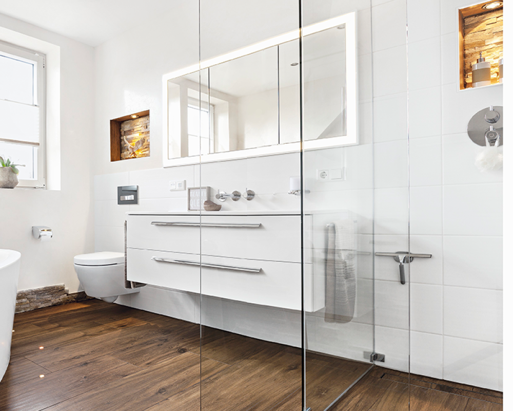 Pflegetipps für die Dusche Badezimmer, Badezimmer