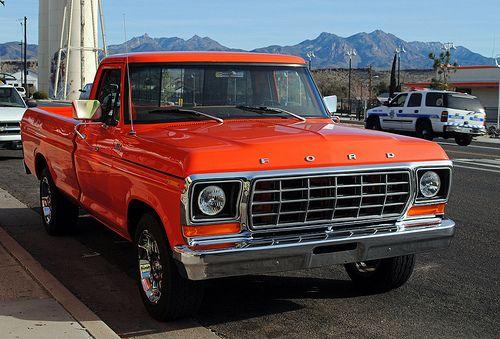 1978 Ford F 150 Kingman Arizona Ford F150 79 Ford Truck
