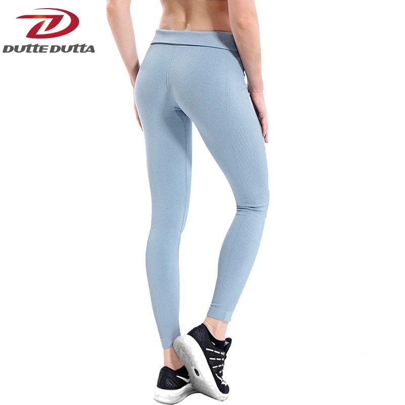 7a0c13b923e5c Women Yoga Pants High Elastic Fitness Sport Leggings Tights Slim Running  Sportswear Sports Pants Quick Drying Training Trousers Price: 23.08 & FREE  Shipping ...