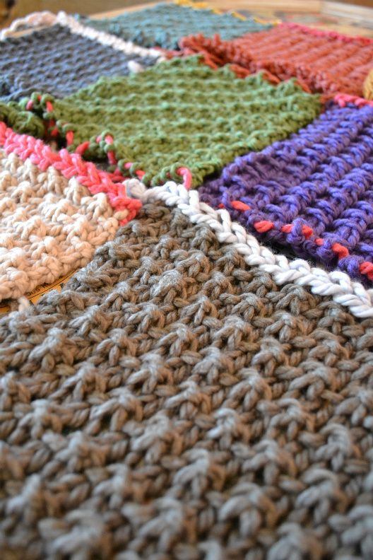 knitt stitch pattern Outer baby blanket | Knitting fun | Pinterest