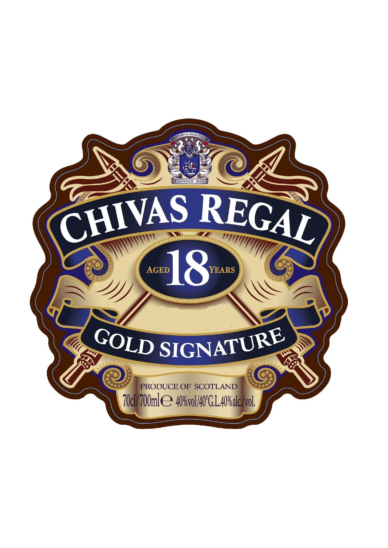 chivas regal gold signature logo pictures | c h i v a s r