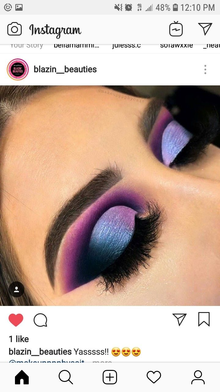 Pin by Extreme Elegance- Makeup Artist, Beauty Blogger, Product Specialist on Eye Art | Pinterest | Makeup, Makeup looks and Eye Makeup