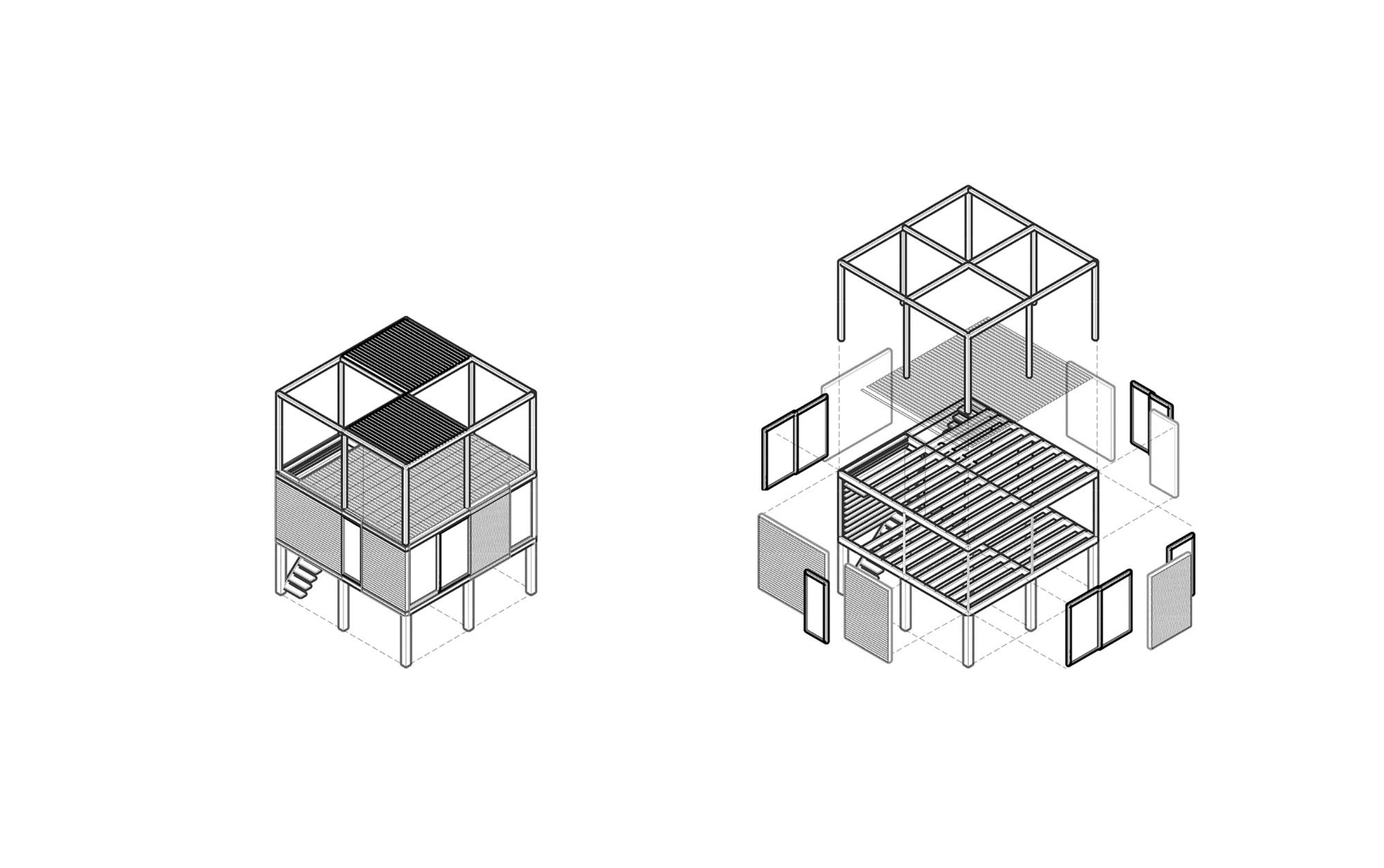 Galería - Cabaña Delta / AToT-Arquitectos todo Terreno - 26