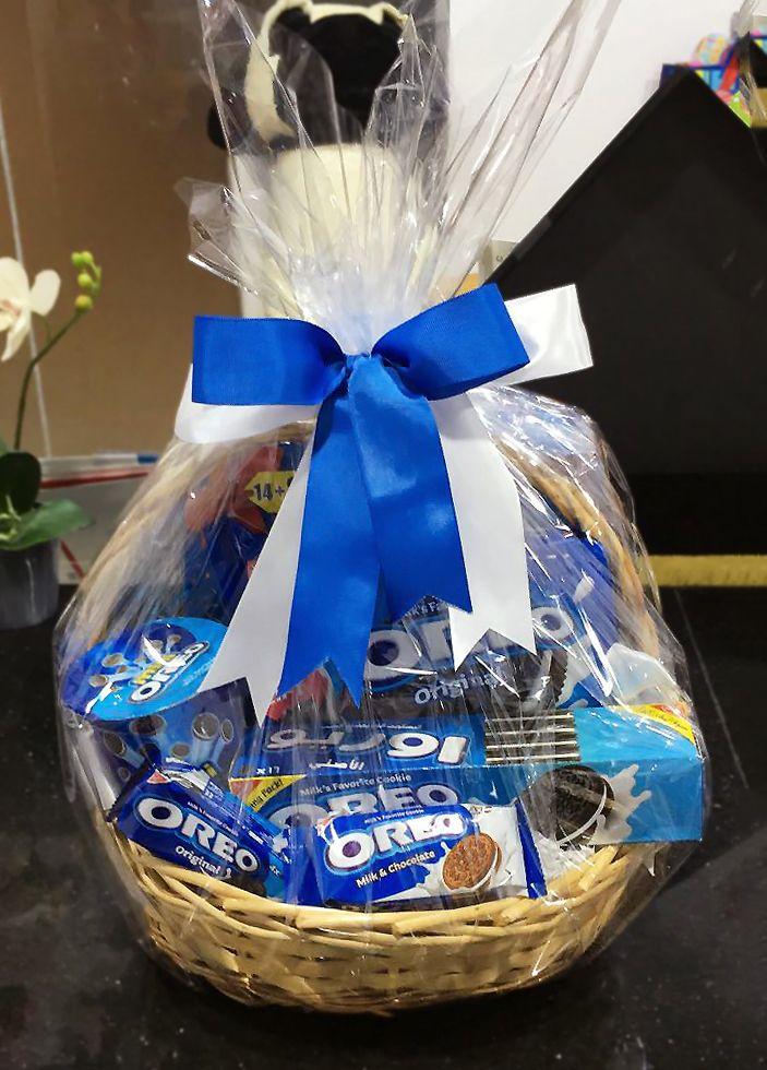 Oreo Cookies Gift Basket Free Next Day Dubai Delivery