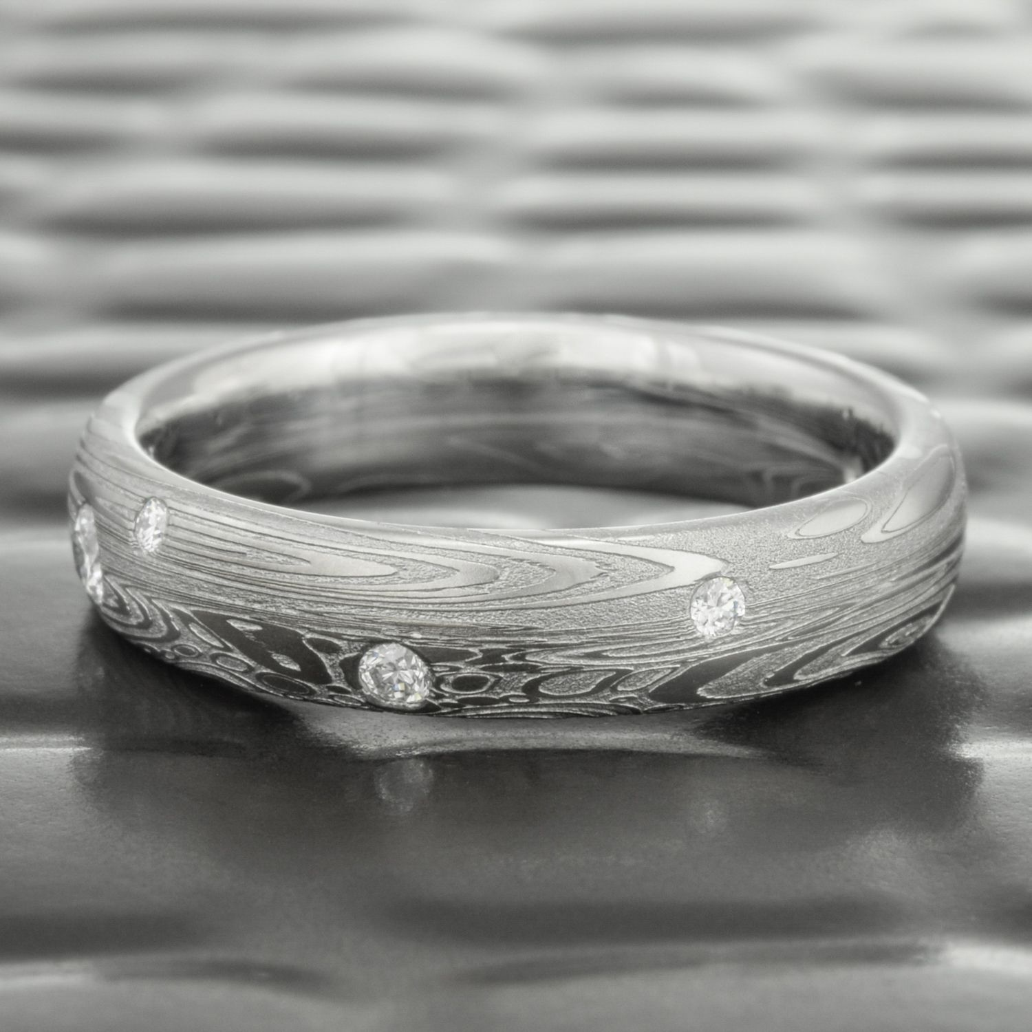 wedding rings cast elven silver of band ring sand best organic