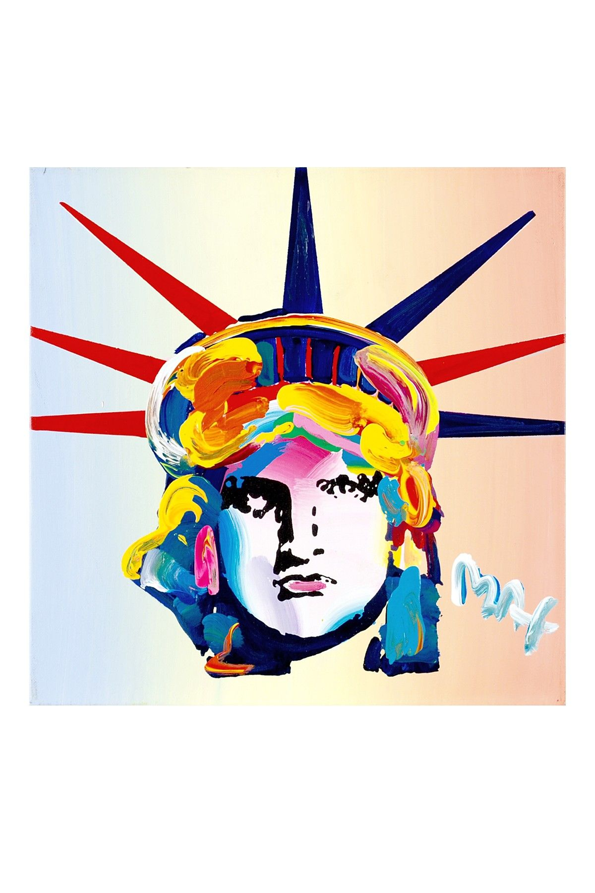 Peter Max! Love this man's vision... | House stuff ... Peter Max 60s