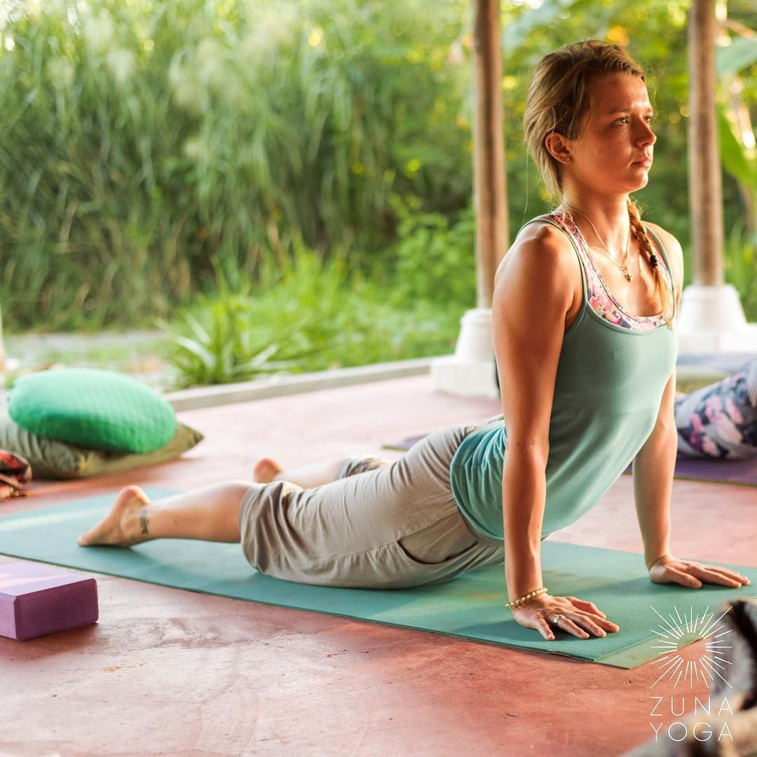 Urdhva mukha svanasana Upward facing dog Yoga Poses
