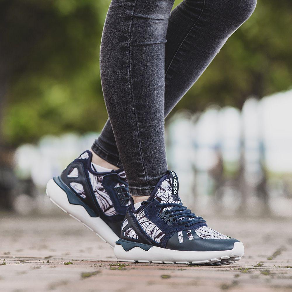 adidas originals womens tubular runner trainers black