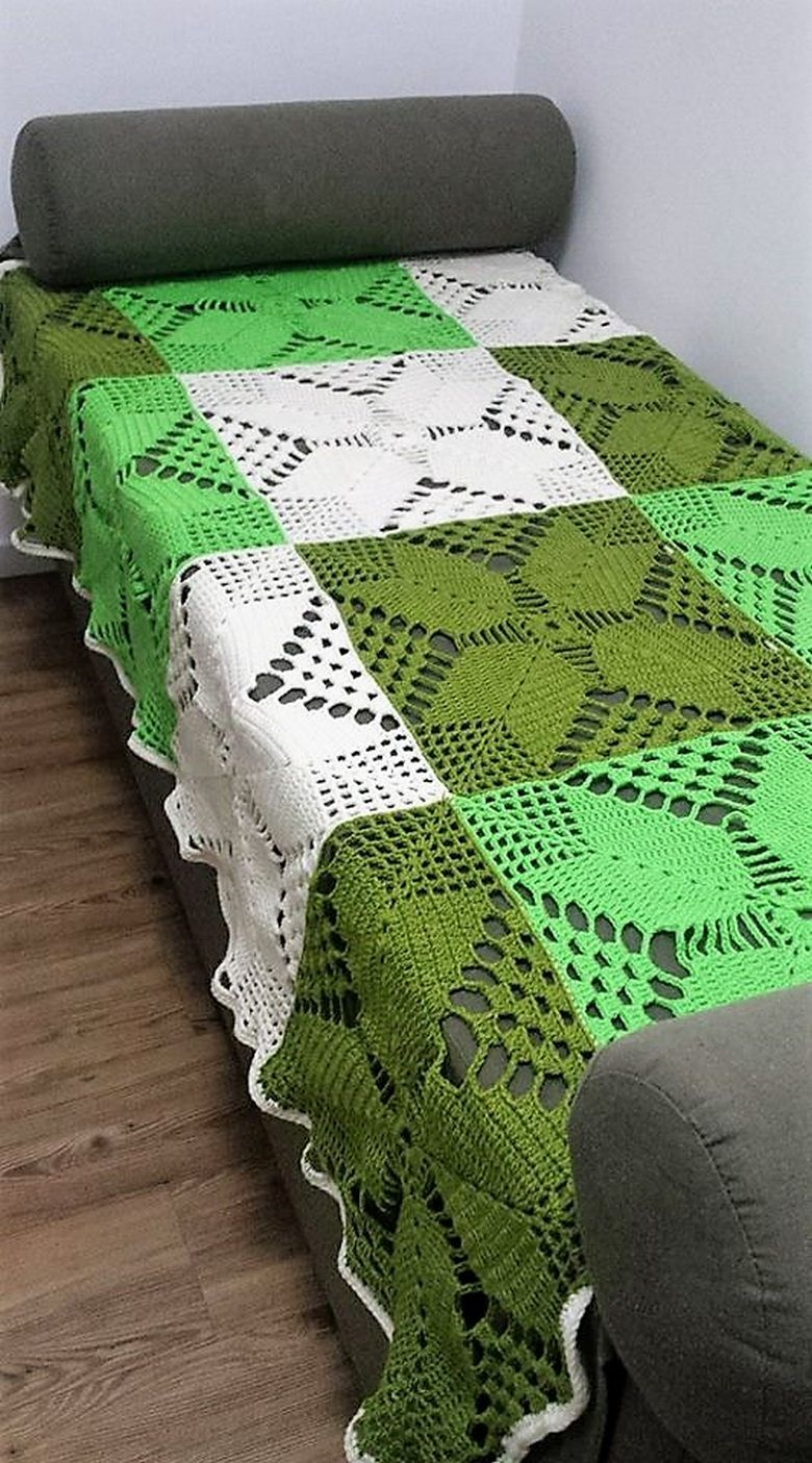 Awesome design ideas for crochet bedspreads crochet bedspread crochet bankloansurffo Choice Image