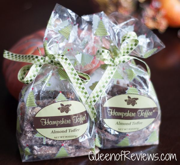 Send a Sweet Gift to Those on Your Shopping List from Hampshire Toffee