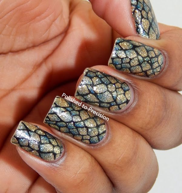 Incoco Nail Strips Rock Out Review and Giveaway | Polished to ...