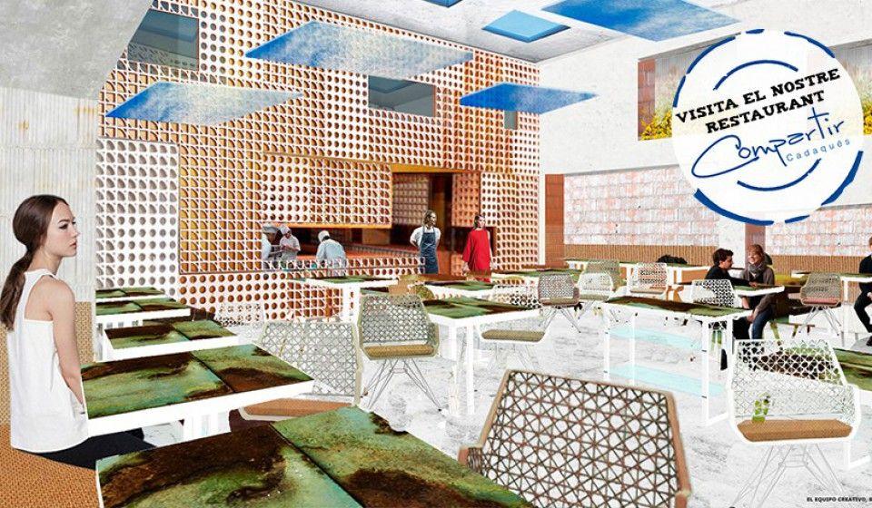 Restaurante disfrutar barcelona nuevo proyecto 11 2014 for Proyecto cocina restaurante