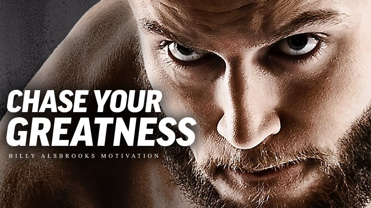 Chase Your Greatness 2020 New Year Motivational Video Ft Billy
