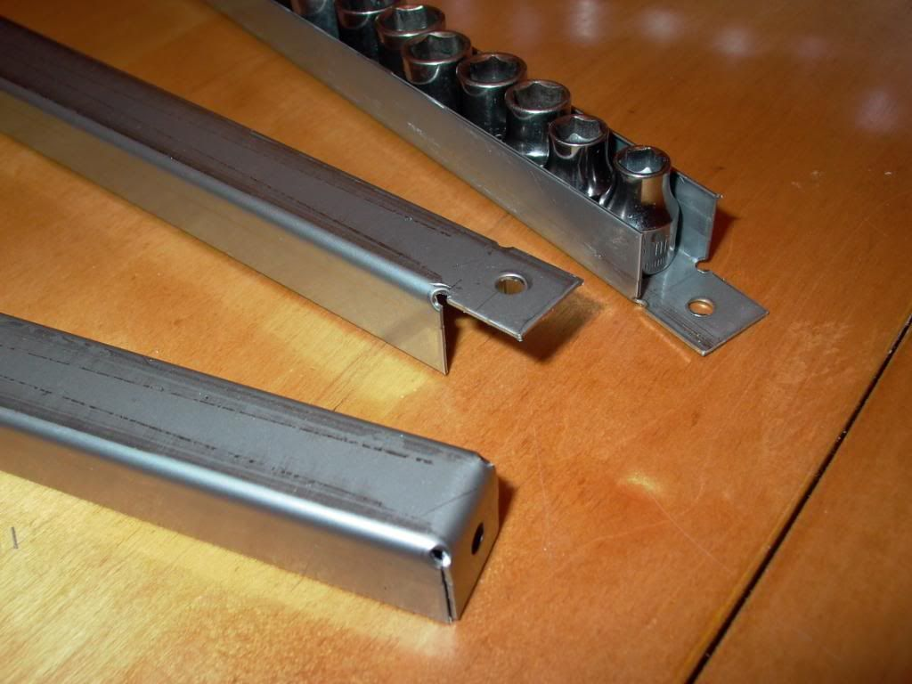 Custom Stainless Steel Socket Trays   Page 1   Storage Solutions   The  Garage Gazette