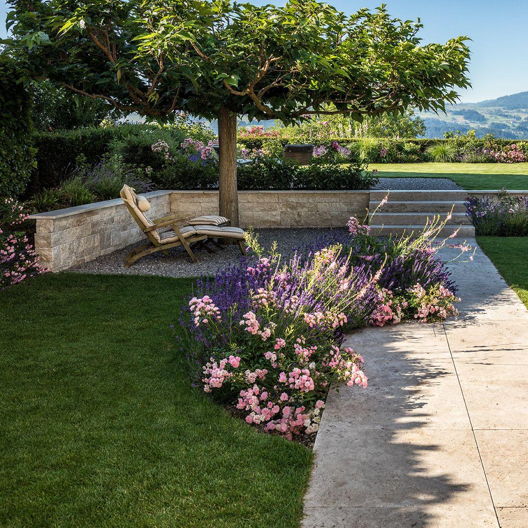 Photo of Dieser Garten ist einer der 50 schönsten Gärten 2019 im deutschsprachigen Rau …