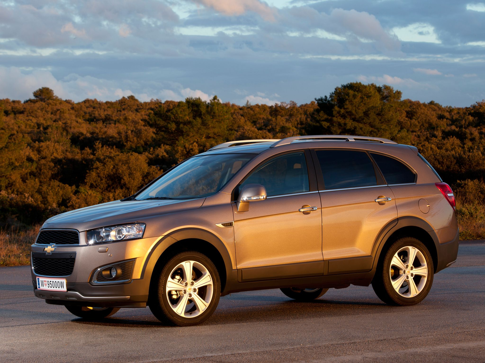 2013 Chevrolet Captiva: The Most Famous Chevy | Auto Reviews U0026 Gallery