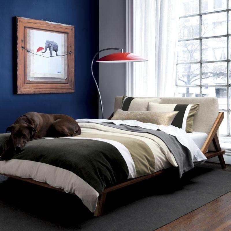 Best Drommen Wooden Bed Modern Bedroom Furniture Bed Design 400 x 300