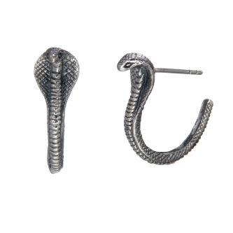 d4a0d5595 Zoe and Morgan cobra hoops | Bric-à-brac | Earrings, Hoop Earrings ...
