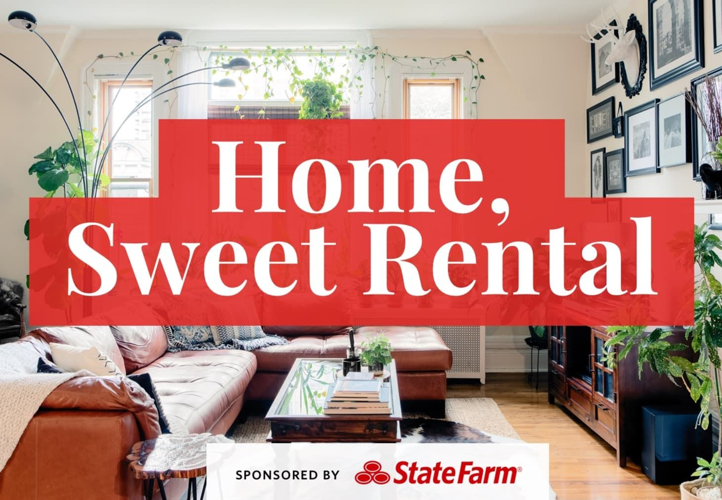 Homemadehome sweet rental state farm apartment therapy