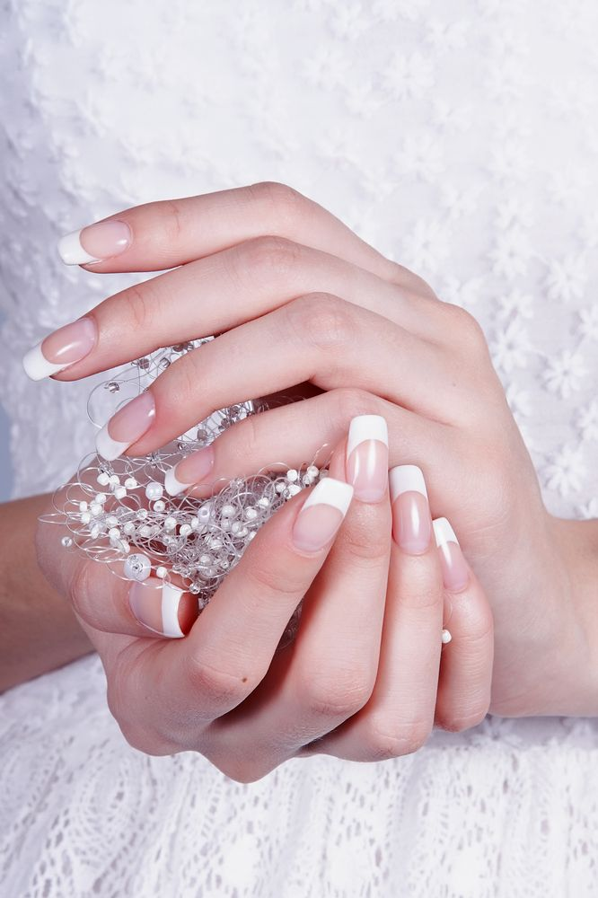 Amazing Wedding Nails | Nail art | Pinterest | Nails inspiration ...