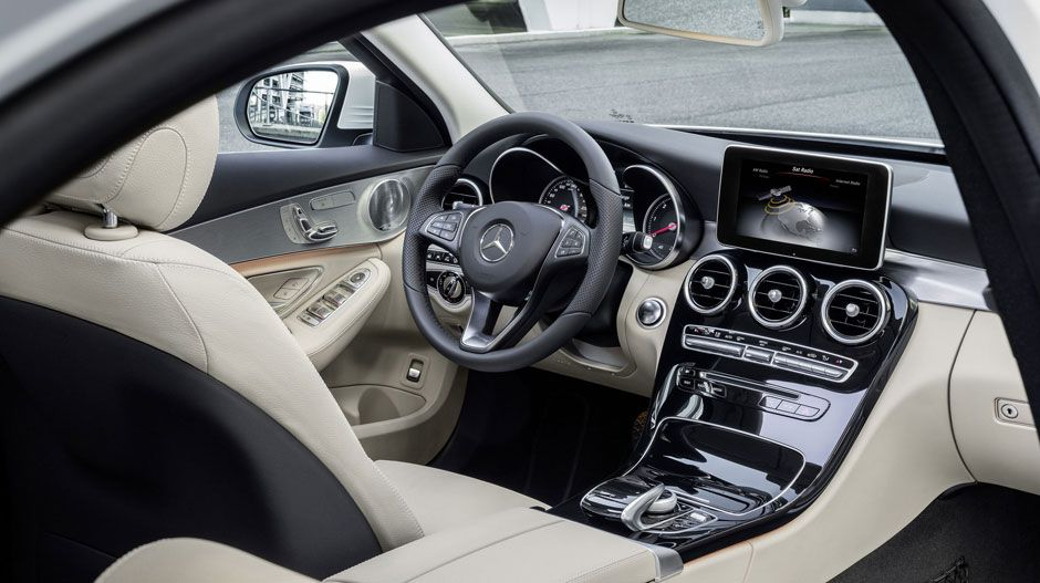Mercedes Benz C Class Interior With Images Benz C Mercedes Benz