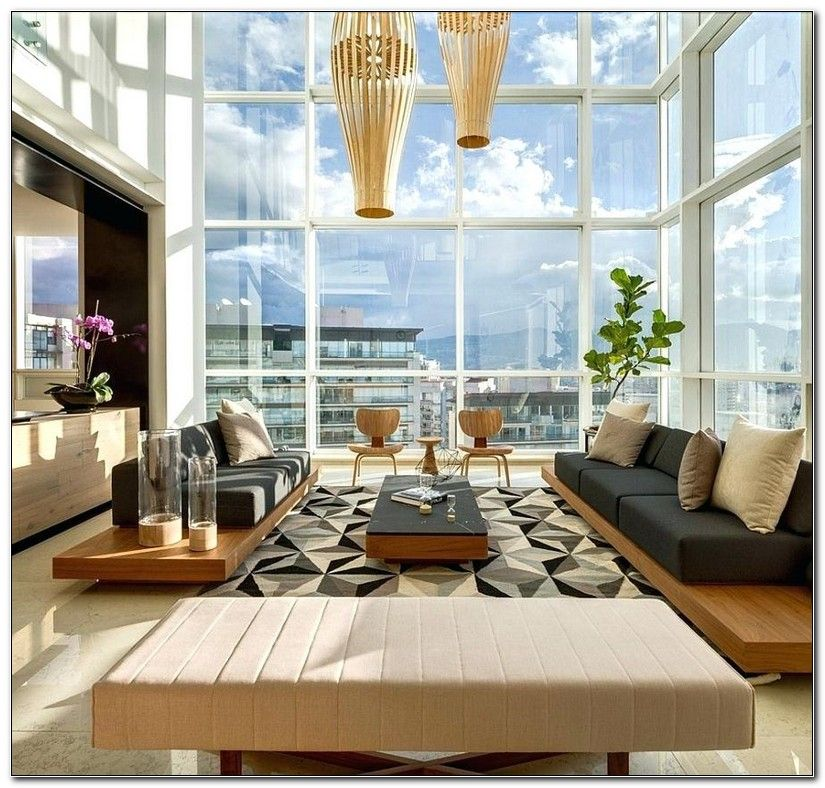 Unconventional Living Room Ideas
