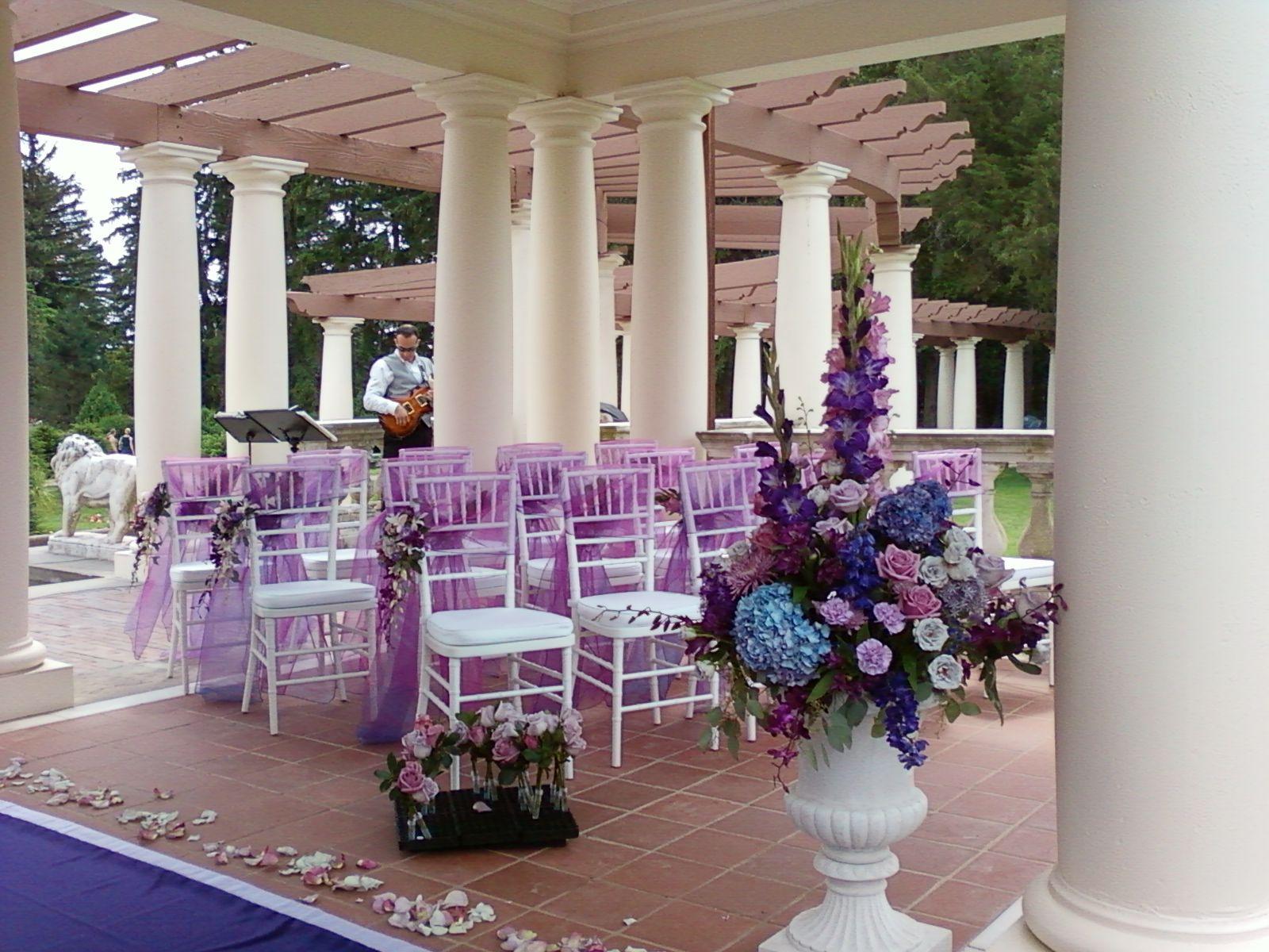 Beautiful Garden Wedding Outdoor Wedding Reception Beautiful Gardens Garden Wedding