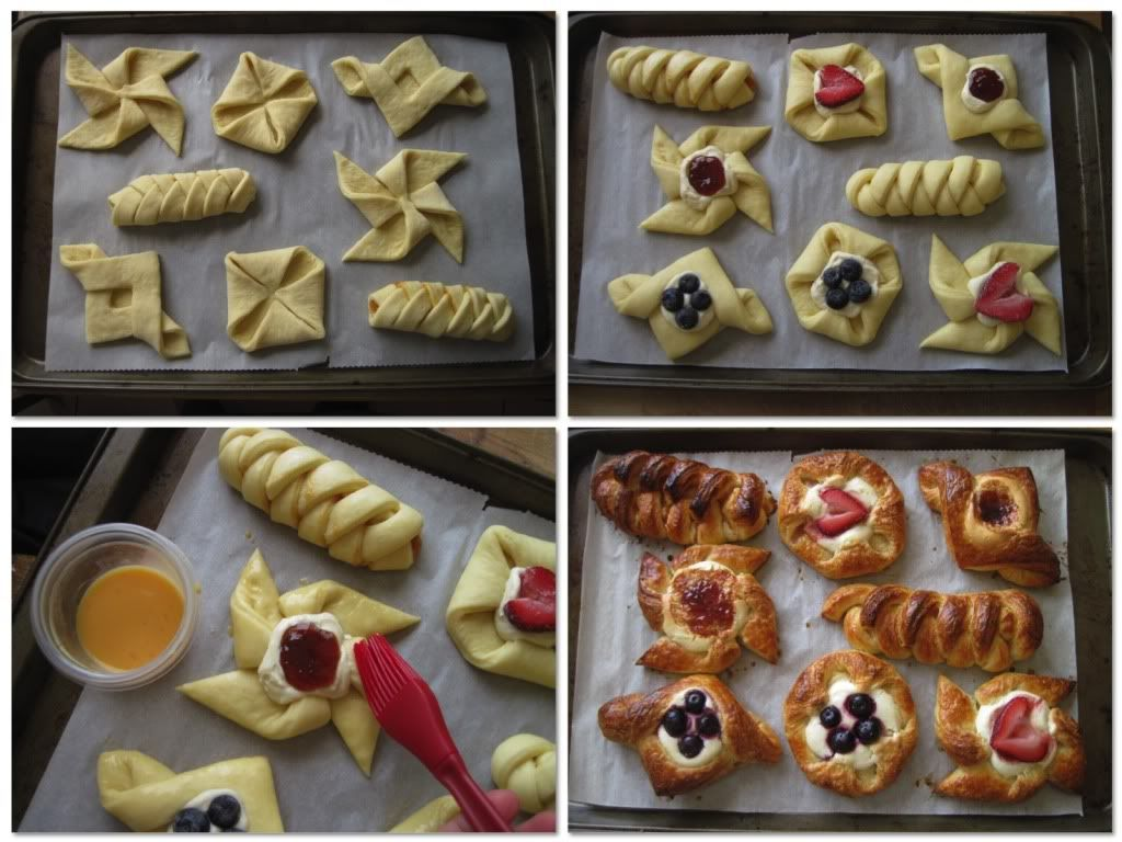 Sourdough Danish Pastries Recipe How To Fold Them The First Part Of The Series Is How To Make The Sourdough Pastry Dough Recipe